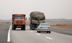 جاده هندیجان دیلم