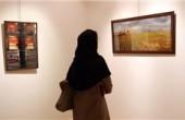 نمایشگاه عکس آغاجری
