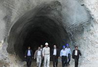 تونل بهشت آباد