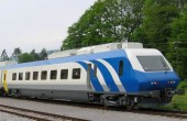 قطار ریل راه آهن