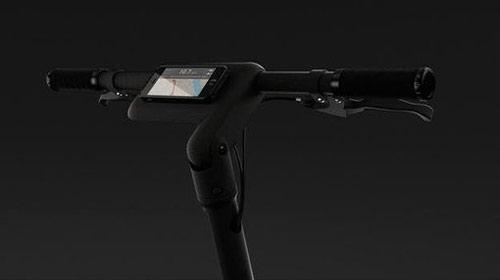 دوچرخه تاشوی Jive bike