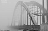 تصاویر روزهای مه آلود اهواز