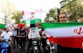 جشن مردم ایران پس از صعود تیم ملی به جام جهانی (۱)
