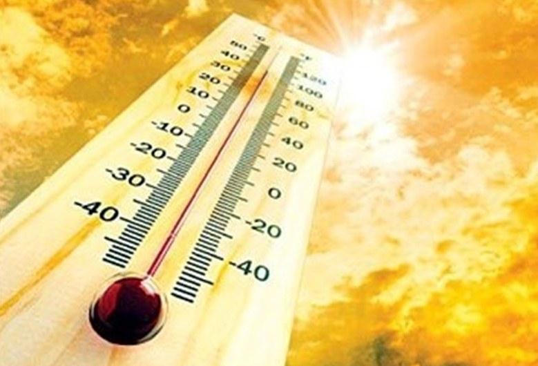 گرمای خوزستان