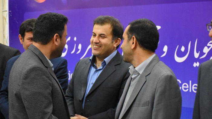 گزارش تصویری هشتمین جشن فارغ التحصیلی دانشگاه پیام نور بندر امام