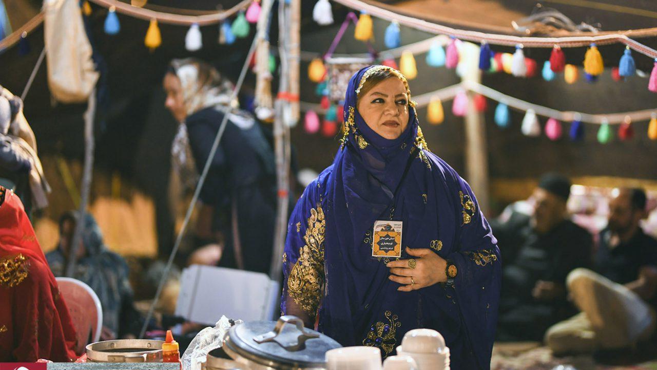 گزارش تصویری از هشتمین جشنواره اقوام ایران زمین در شهرک بعثت بندر ماهشهر