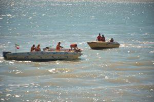 گزارش تصویری از آغاز رزمایش بزرگ دریایی اقتدار ۴ در آب های خلیج فارس
